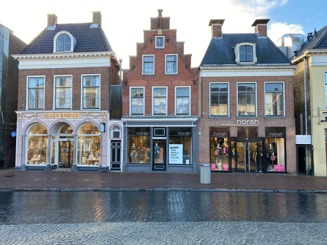 Monumentale panden Leeuwarden